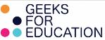 Logo Progetto Erasmus GEEK FOR EDUCATION